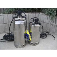 贵州厂家生产QWP系列不锈钢防爆潜水泵无堵塞效率高