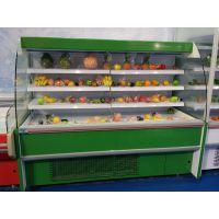 超市水果柜 水果专用保鲜冷柜 进口水果保鲜柜 水果柜厂家直销售后电话 连锁水果冷藏展示柜
