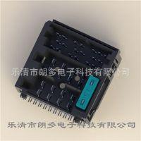 老大众36PIN插座 ISO-36P针座 ABC 36PBlock DJ7361-1.5/3.5-10AW