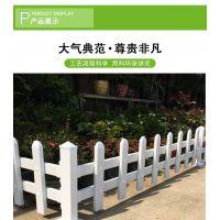 广州pvc围挡公园围栏 东莞塑钢护栏厂家