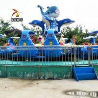 童星游乐设备【特别提示】时尚大咖秀大型激战鲨鱼岛游艺设施厂家咨询