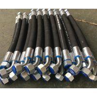 厂家直供高压胶管 两层四层编织缠绕胶管 量大价优