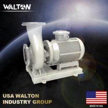美国WALTON沃尔顿 进口不锈钢离心泵 卧式离心泵 卧式管道离心泵