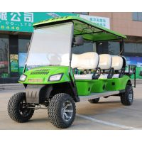 供应AS-008 8人座4.2KW四轮电动看房车农庄景区旅游观光车