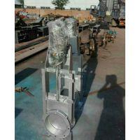 插板阀/翻板阀/电动/手动 卓宏环保专业生产