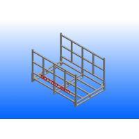 折叠架、折叠笼、布料折叠架、卷料折叠架