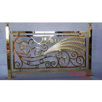 一种雕刻护栏铜楼梯豪华别墅栏杆装置