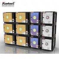 快霸(Kuarbaa)油烟净化器36000风量UV光解活性炭一体机除味设备餐饮厨房