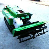果园耕作施肥机 配套多种工具庞泰履带开沟机