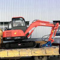 厂家销售轮式挖掘机抓木机