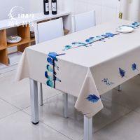 RNPT瑞年 厂家热销 pvc桌布塑料台布防水防油防烫餐桌茶几布