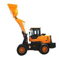 搬运装卸车 四轮驱动全新918小型铲车装载机 四轮工程车