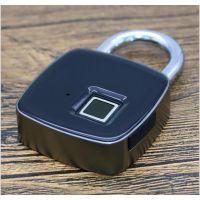 挂锁 指纹挂锁 智能锁 防盗指纹锁 智能挂锁 电子挂锁 挂锁 门锁