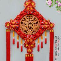 挂饰福字挂件客厅家居装饰招财大红色耐用摆件家用中国结乔迁创意