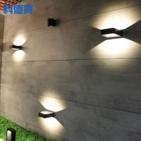 厂家直销 科德亮照明 B1009 东方之门户外壁灯户外 阳台灯 别墅外墙灯