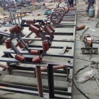 海安管式带状输送机 输送各种粉状物料防尘