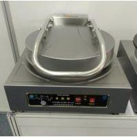 京明华YCD20A-1电饼铛台式单温双控恒温电热铛自动恒温烙饼机