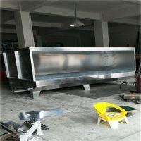 颖利304不锈钢水帘柜 201不锈钢水濂柜 环保型喷油柜 单双工位喷漆台