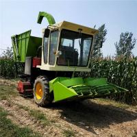 长期出售二手小型玉米地滚刀秸秆青储机
