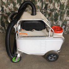 提供浩阳电动喷雾机 75L除尘降温机 养殖场消毒机
