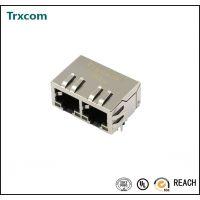 XMH-9808-81014-442D-L1T2.RJ45网络接口生产厂家,原厂直销!