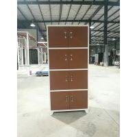 钢制卧室储物柜 简约 阳台小矮柜 家用杂物柜 重庆钢制家具生产厂家
