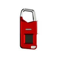 指纹小挂锁 PL-1000 迷你指纹锁 箱包背包锁