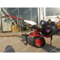 果园使用方便的开沟机 自走式旋耕机 背负式旋耕机