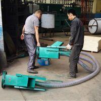 粮食装卸皮带输送机不锈钢防腐 圆管状带式输送机批发
