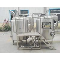 厂家自产自销300升自酿啤酒设备300L 精酿啤酒设备 定制啤酒酿造设备