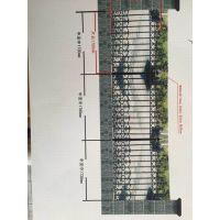 重庆铸铁围栏-欧式铸铁围栏-桂吉铸造(推荐商家)