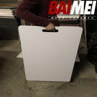 PVC展示板 PVC手提板 涂料样板展示板 PVC硅藻泥艺术漆