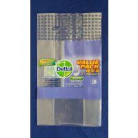 PE塑料手提纸巾袋 生活用纸透明服装袋包装袋厂家批发定制