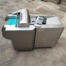单位食堂用切菜机 不锈钢高效切菜机