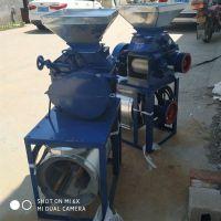 家用型小麦磨面机 磨面打粉机 鼎信专业生产