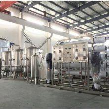 山西省阳泉市桶装纯净水灌装机 TS大桶矿泉水生产线 五加仑桶装水生产设备