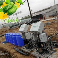 江西农用施肥机械厂家 大棚黄瓜种植自动水肥一体机智能省人工