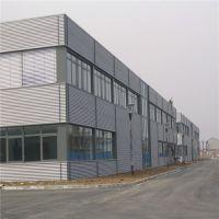供应浙江各地 0 7mm836型波纹板奔驰4S店外墙新型厂房