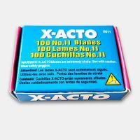 供应X-ACTO修补刀片雕刻刀片
