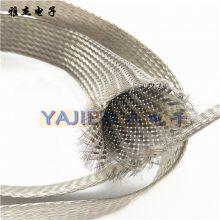 3雅杰04不锈钢编织带,不锈钢编织网套用途