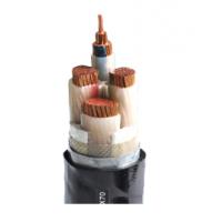 VV22-3*120+1*70 钢带铠装铜芯电力电缆