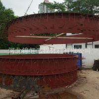 加工定做地铁洞门预埋钢环 盾构机预埋始发接收钢环厂家直销