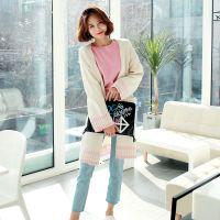 村上春北京尾货服装批发市场 有哪些女装品牌折扣尾货深蓝色羽绒服