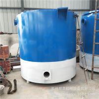 厂家供应 现货机制木炭炭化炉 无烟原木碳化窑 干馏式木材炭化