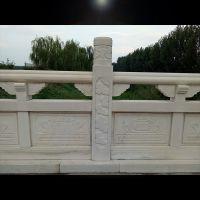 出售石雕栏板 浮雕栏杆 来样定制 隔离石雕护栏