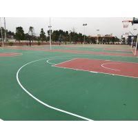 硅pu篮球场 免费质保一年 厂家直销