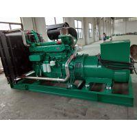 澎湃的动力稳定的电压输出,400KW玉柴柴油发电机组,自动化控制,低噪音箱体结构,小区理想的备用电源