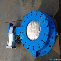 陶瓷型灰渣阀 YDF-C 卸灰阀 圆顶阀 卸灰阀 干灰阀 插板阀 气动