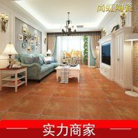 帝华城600*600仿古砖糖果釉高档地中海浅黄色瓷砖ceramic tiles