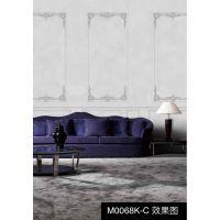 现代中式3D立体客厅电视背景墙壁纸影视墙墙纸大型壁画无缝墙布